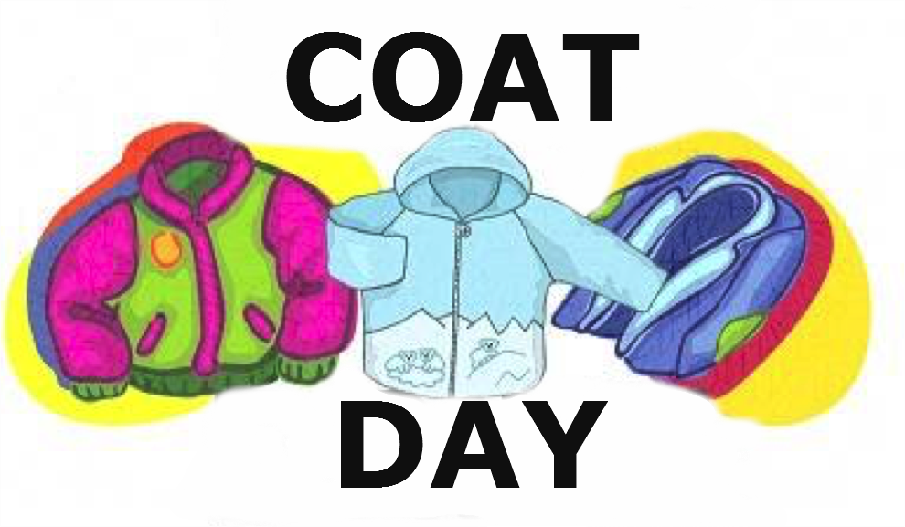 Coat clipart old clothes Blankets an clothing homeless a