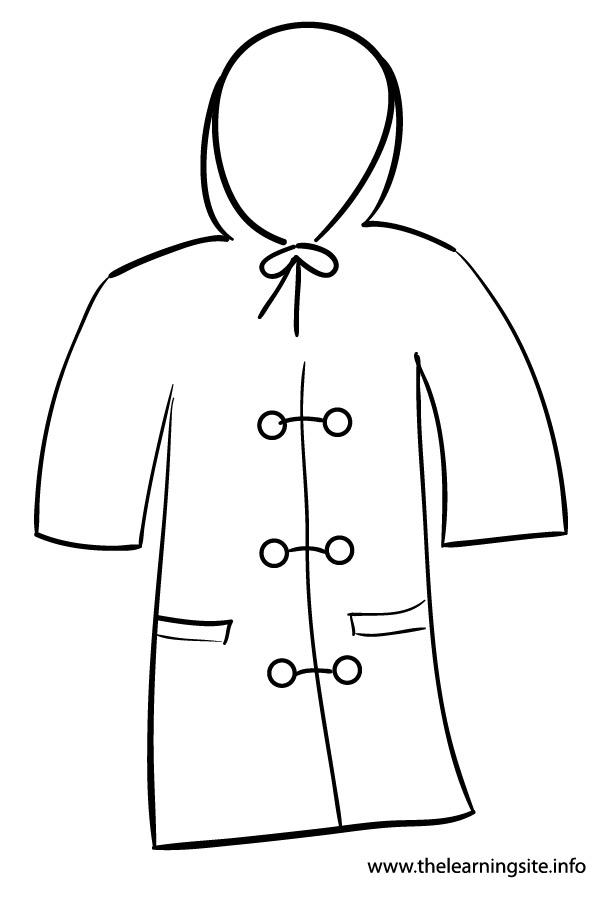 Coat clipart rain gear Raincoat Suit cliparts Clipart Raincoat