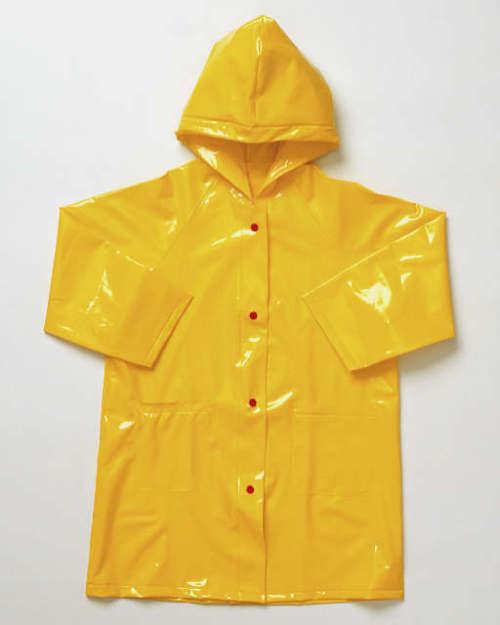 Coat clipart rain gear Penguin Art for suggestion Art