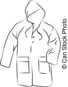 Coat clipart rainy Coat Photos Stock Rain and