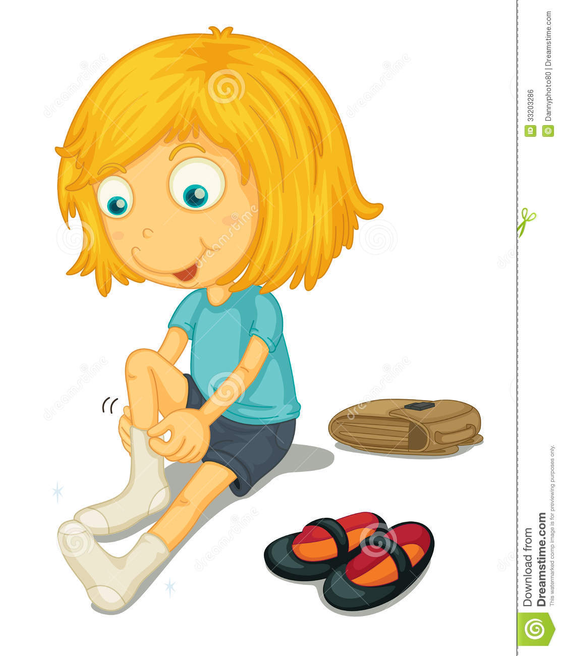 Coat clipart shoe Clipart clipart Girl on coat