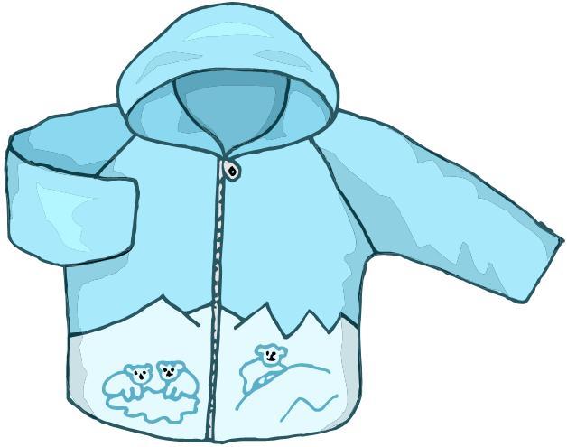 Coat clipart snow jacket Winter Clipart Winter Jacket Coats