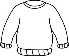 Coat clipart sweater Sweater sweater Clipart