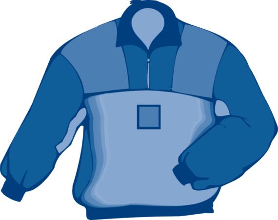 Coat clipart sweater Of art Clipart Clipart