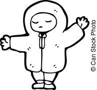 Coat clipart vector Clip Illustration Clipart Coat Winter