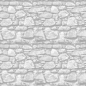 Cobblestone clipart vector GoGraph wall of background Free