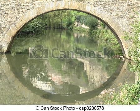 Cobblestone clipart bridge Over Clipart cobblestone Stock Cobblestone