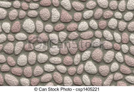 Cobblestone clipart pavement Of Cobblestone Cobblestone csp1405221 Cobblestone
