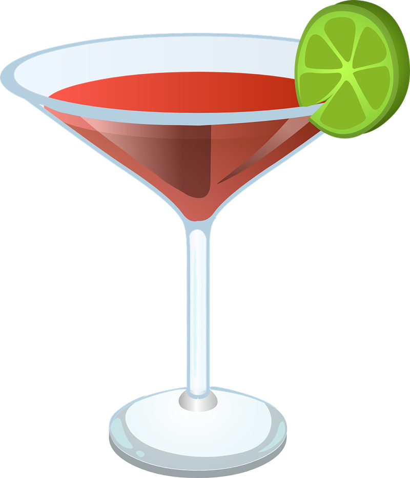 Cocktail clipart Image Free Images Clip of