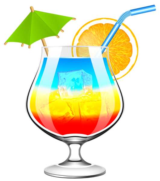Summer clipart summer drink #4