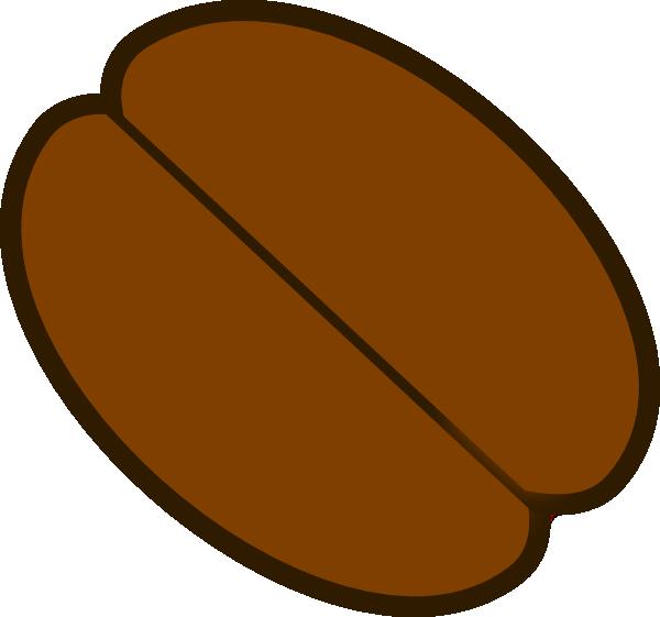 Bean clipart cocoa bean Com Clker as: Download Coffee