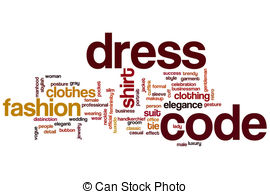 Codeyy clipart business casual dress And  code EPS 276