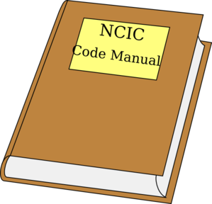 Codeyy clipart black and white Code  Ncic com clip