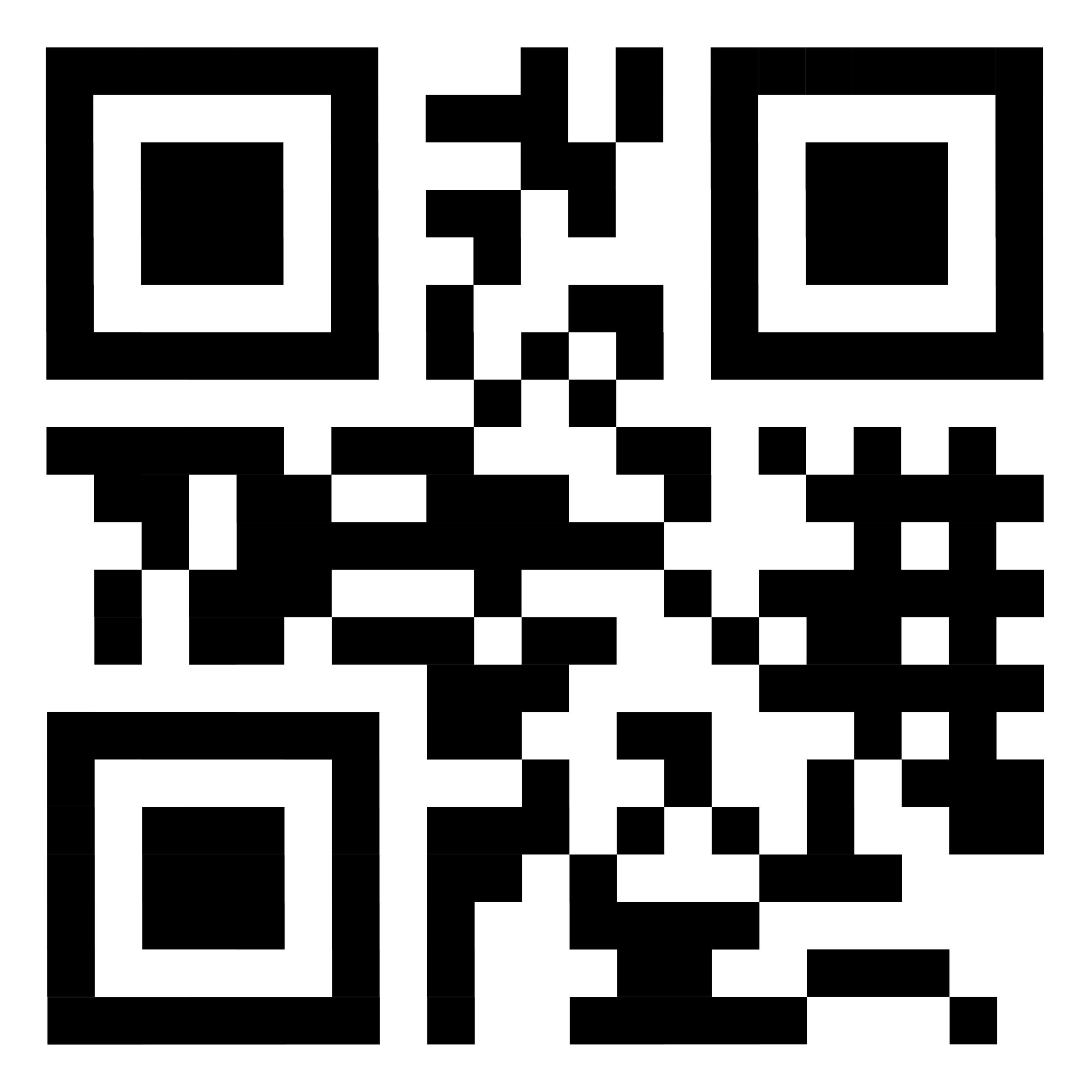 Code clipart The code contactr QR Qr
