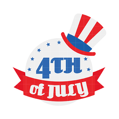 Codeyy clipart July July 4th Happy Clipart
