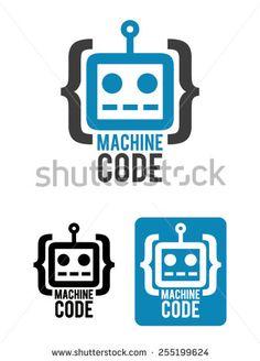 Code clipart computer maintenance A Represents Machine code logos