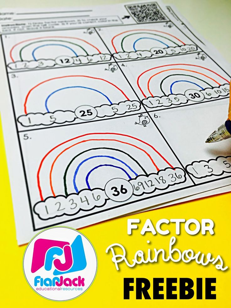 Code clipart factor Fun! 91 can be Multiples