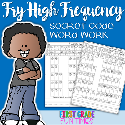 Codeyy clipart mysterious Words Fry Lists for Word