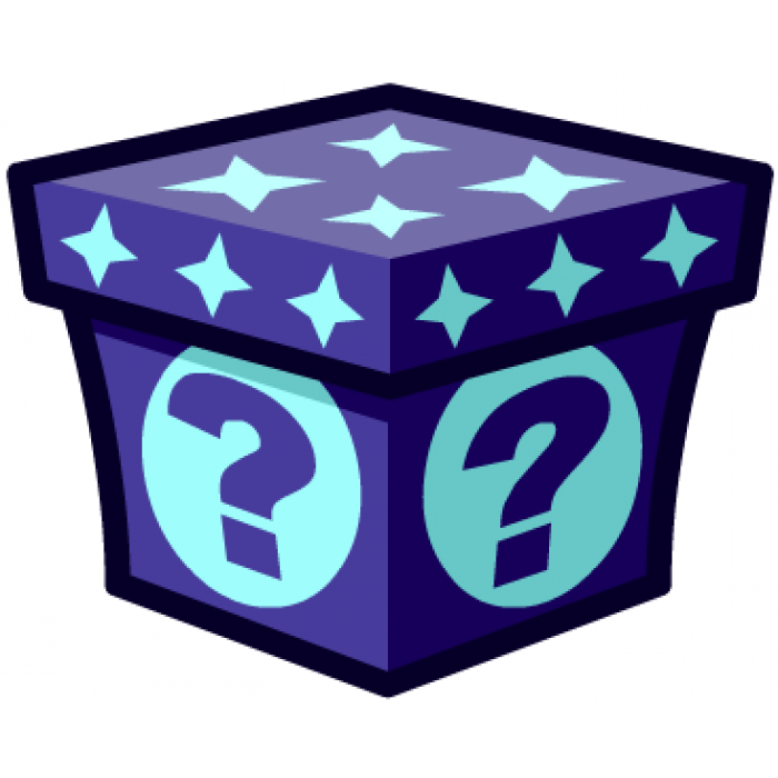 Code clipart mystery box Game Box Mystery Geek Box