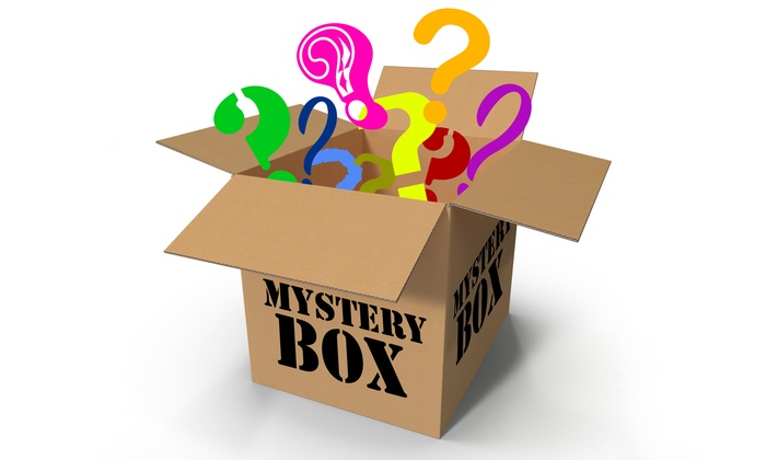 Code clipart mystery box The Box Madness Mystery