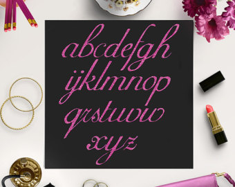 Codeyy clipart overview Coupon BUY5FOR8 / Letters Pink