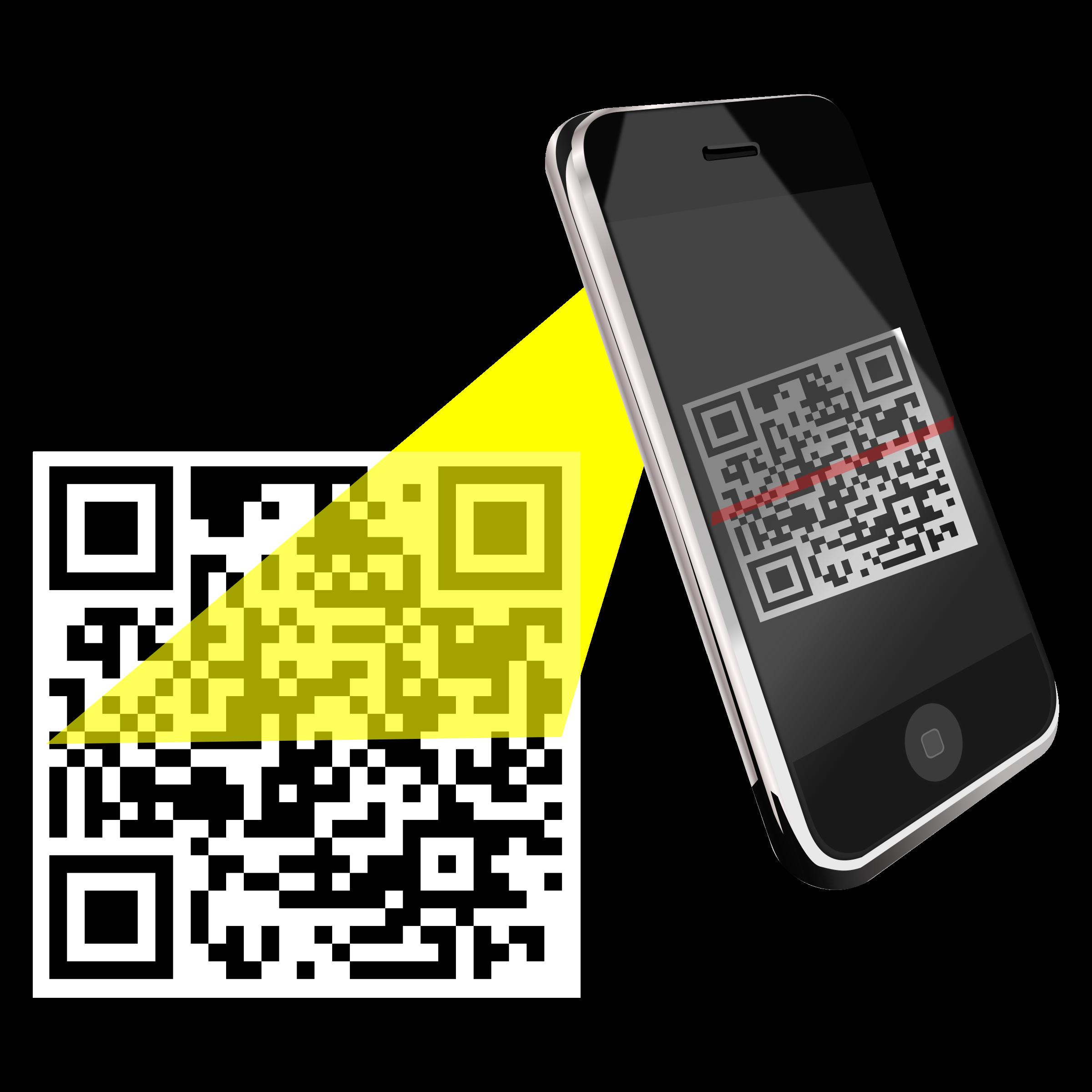 Code clipart qr code Clipart Code QR code Clipart
