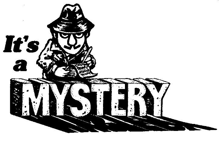 Mystery clipart mystery genre #2
