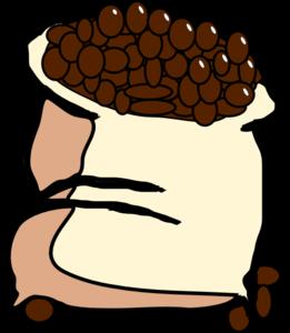 Coffee Beans clipart Coffee Bag Art com Clip
