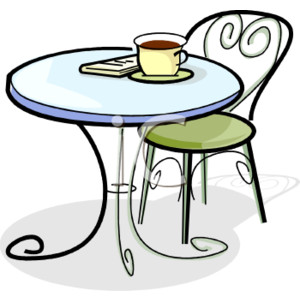 Coffee clipart bistro Coffee on Clipart Clipart on