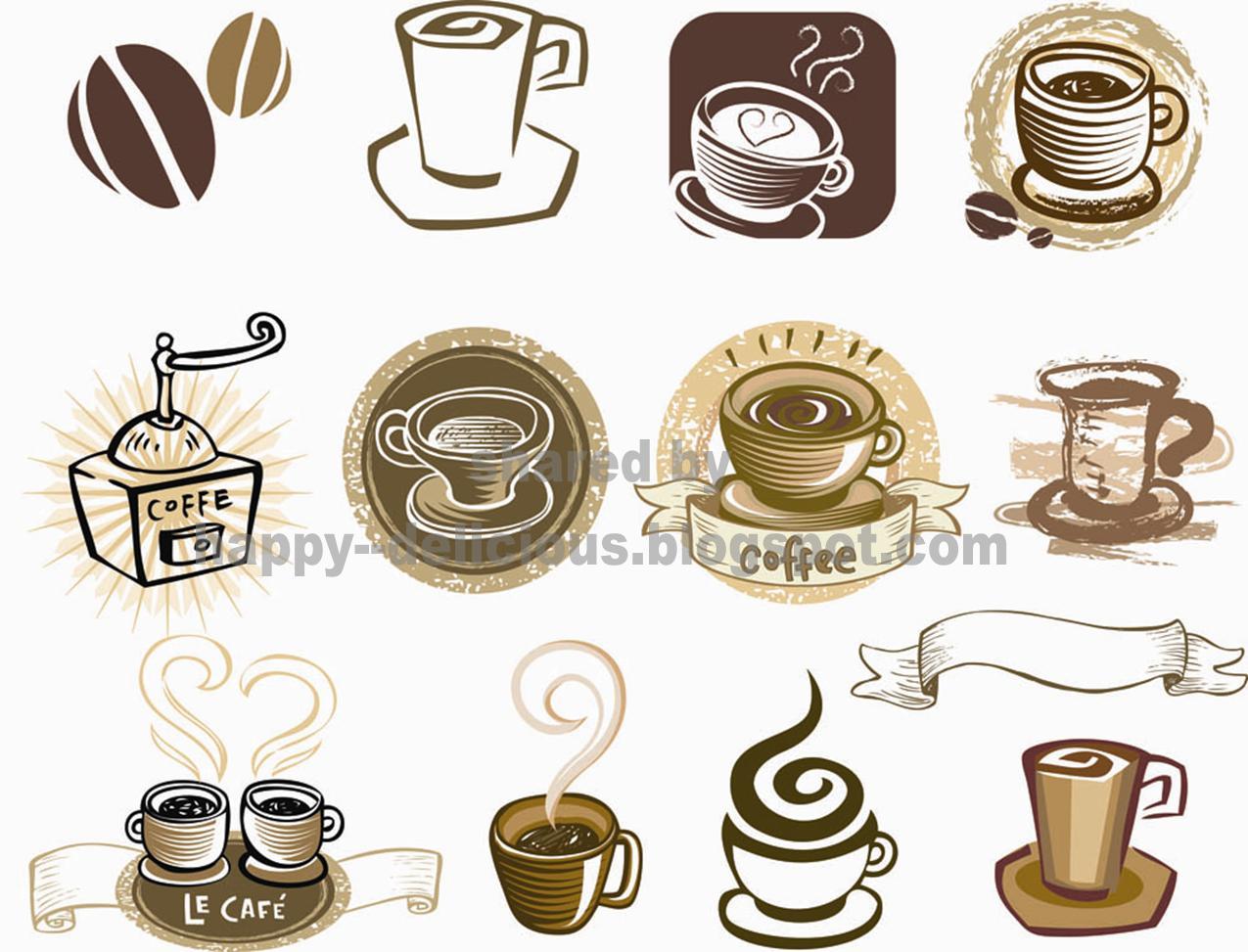 Cafeteria clipart espresso Cafe Clip Clip Coffee Bean