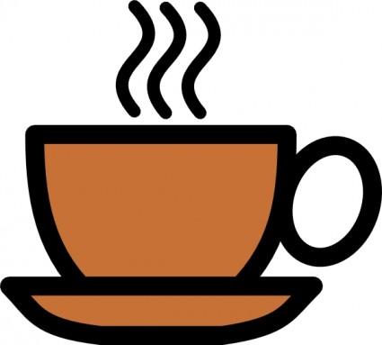 Coffee clipart cartoon Cup Coffee  Cartoon Clipart