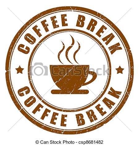Coffee clipart coffee break Free Art Images Clipart Free