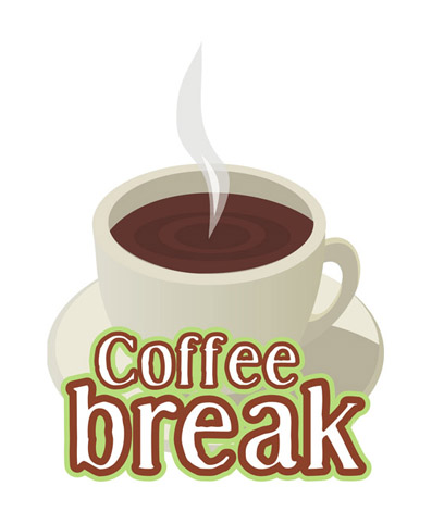 Coffee clipart coffee break Free portfolio: Clip Break Coffee