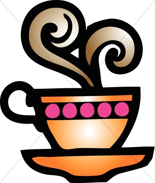 Coffee clipart coffee hour Cartoon Coffee Clipart Clipart Abstract