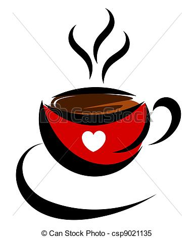 Coffee clipart coffee love Coffee cup love Clipart of