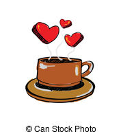 Coffee clipart coffee love Coffee Clip sketch love
