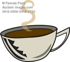 Coffee clipart cup soup Steaming Art of Steaming Cup