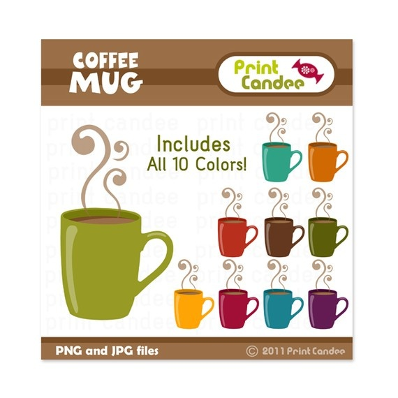 Coffee clipart digital Images Art Clip java expresso