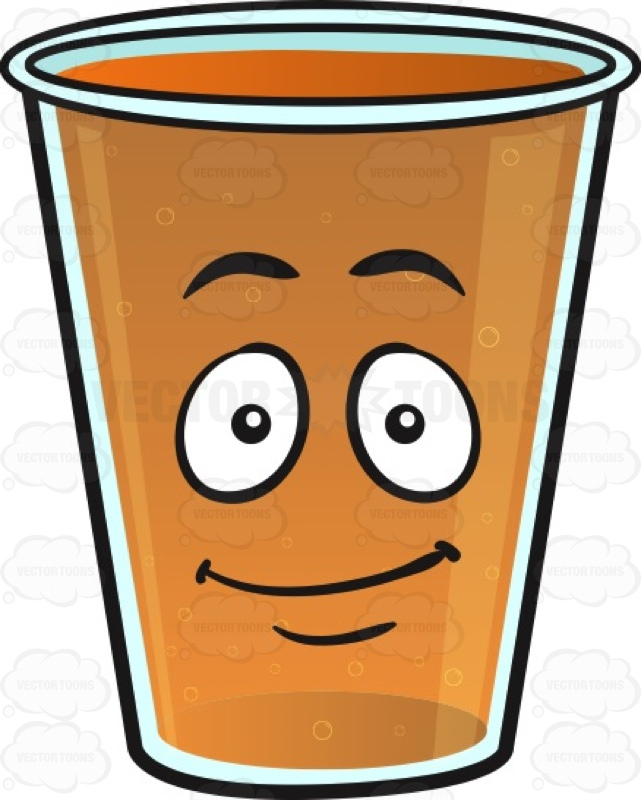 Coffee clipart emoji Of Emoji Of Glass Cartoon