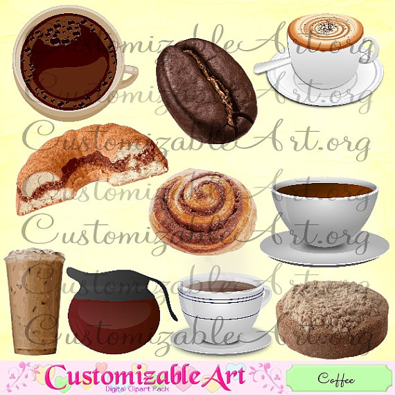 Coffee clipart hot and cold Glass Images Cup Images Digital