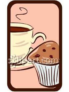 Coffee clipart muffin Free Muffins Clipart Royalty Picture