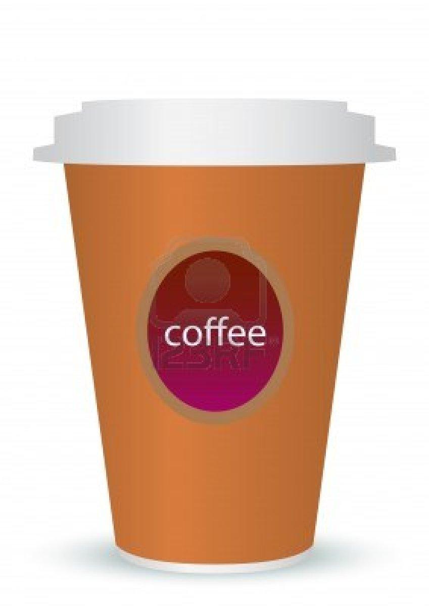 Coffee clipart on go Coffee Art Clip Image Coffee