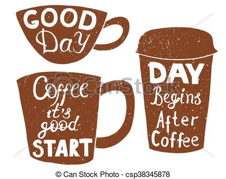 Coffee clipart sandwich Cups  Vectors csp38345878 paper
