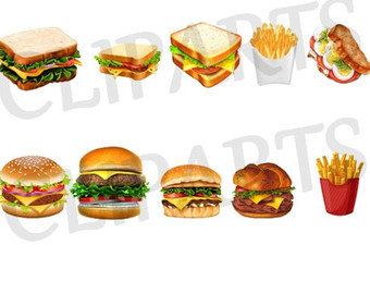 Sandwich clipart favorite food PNG  clipart cup Coffee