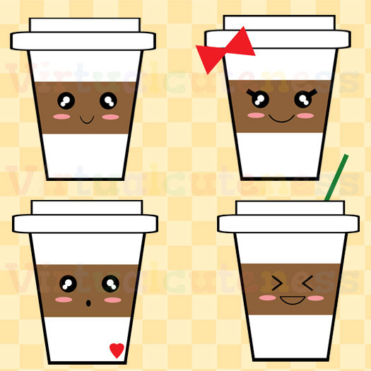 Coffee clipart smile Cent Hot Coffee Cute SHOP