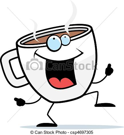 Coffee clipart smile Of Coffee cup Coffee