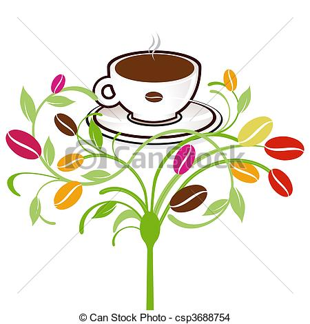Coffee Plant clipart  741 Stock 20 Plant
