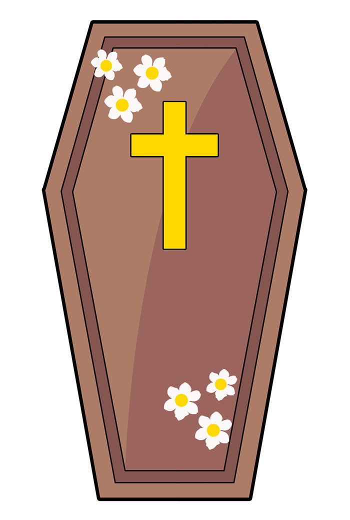 Coffin clipart skeleton Use Clip school clip websites