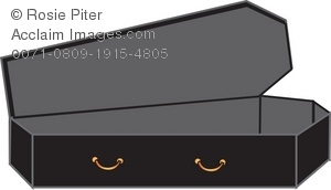 Coffin clipart Clipart With Royalty Illustration Illustration