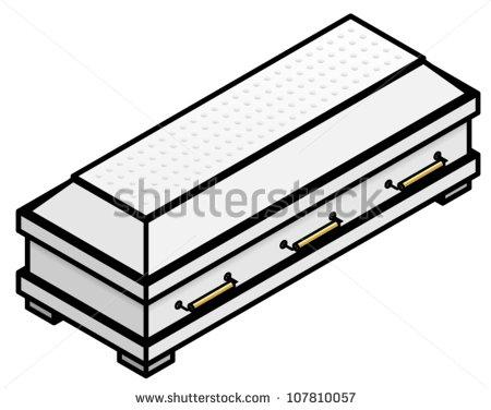 Coffin clipart casket Clipart Fancy clipart Clipart White